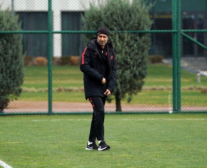 Konyaspor'un kalecisi Milli Takım kampında