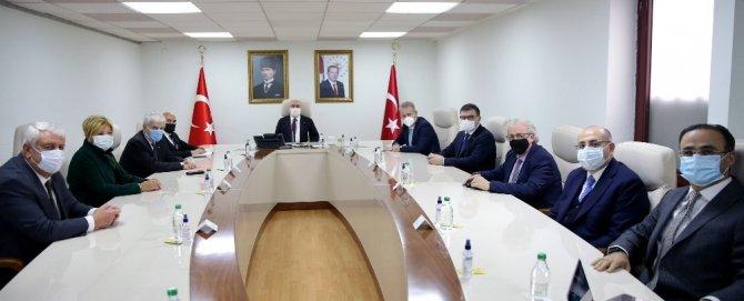 İzmir'de deprem sonrası yıkılan okullar birlik beraberlikle inşa edilecek
