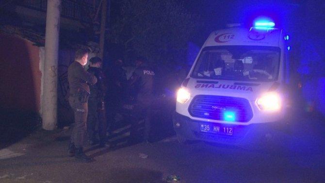 İzmir'de yaşlı çift sobadan sızan gazdan etkilendi
