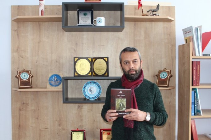 Abay Azerbaycan Türkçesiyle okurlarla buluştu