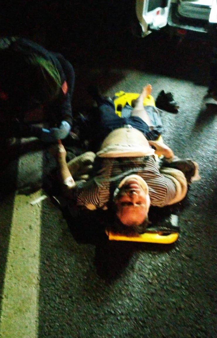 Antalya'da otomobil devrildi: 2 ölü, 4 yaralı