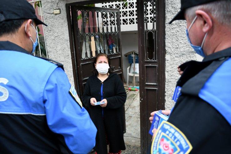 Polis, koronavirüs aşısı yalanıyla dolandırıcılığına karşı uyardı