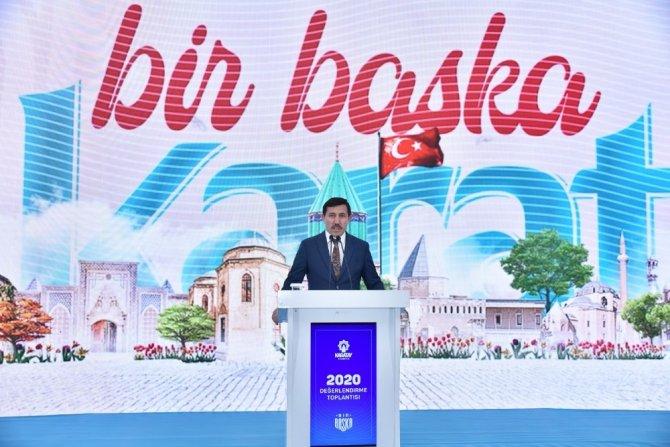 """Başkan Kılca: """"Bizim için marifet Karatay'ı mutlu yarınlara hazırlamaktır"""""""