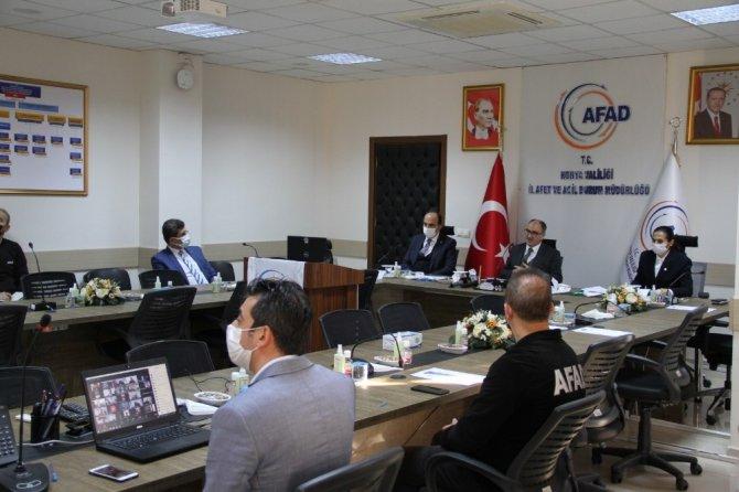 Konya'da İRAP toplantısı gerçekleştirildi