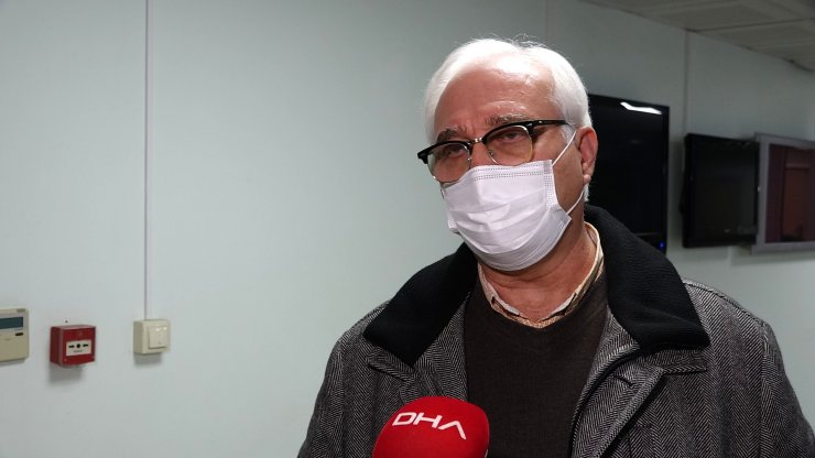 Prof. Dr. Özlü: Maske karbondioksit birikmesine neden olmaz