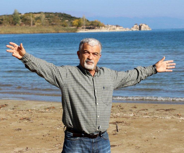 '50 yılda, 24 Eğirdir Gölü büyüklüğünde su kütlesi kurudu'