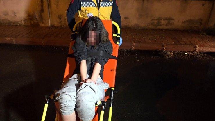 Ailesi haber alamadı, evde yüzü kanlar içinde bulundu