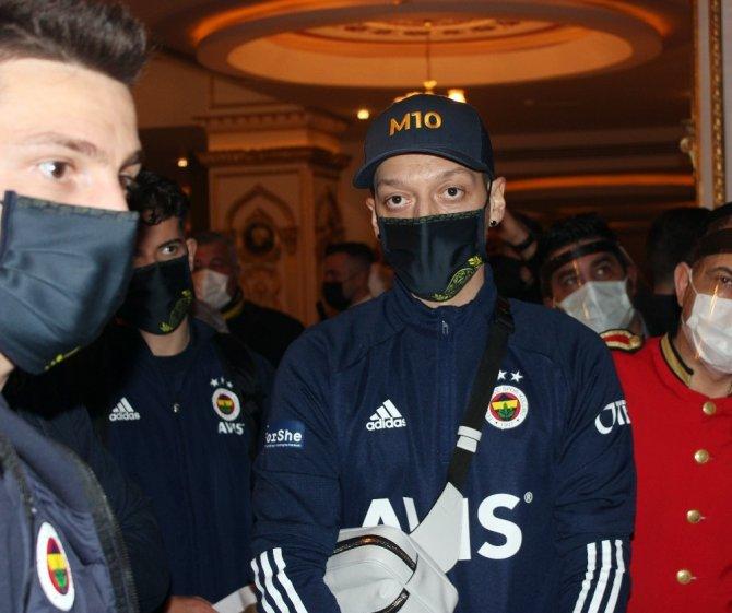 Fenerbahçe Hatay'a geldi