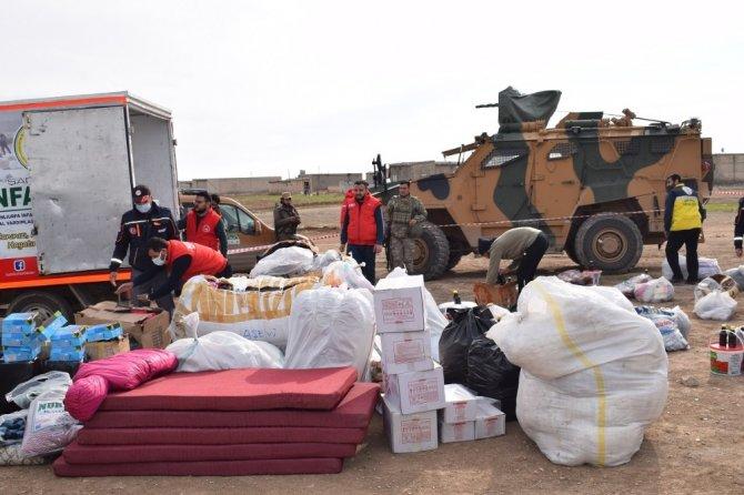 Konya'dan Resulayn'a yardım