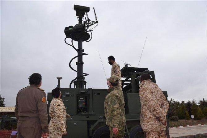 Milli Savunma Bakanlığı açıkladı! Libyalı askerler Konya'dan gidiyor