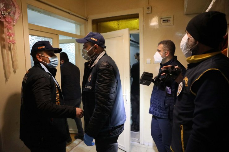 Gaziantep'te, yasa dışı bahis operasyonu