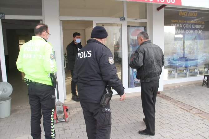 Konya'da yeğenini tabancayla yaralayan şüpheli gözaltına alındı