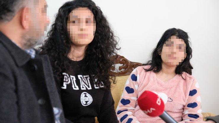 Fuhuş çetesinden kurtarılan Iraklı genç kız: İşkence yapıp, boğazımı kesmekle tehdit ettiler