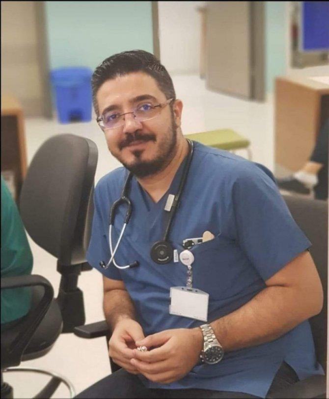 Genç doktor korona virüs nedeniyle öldü