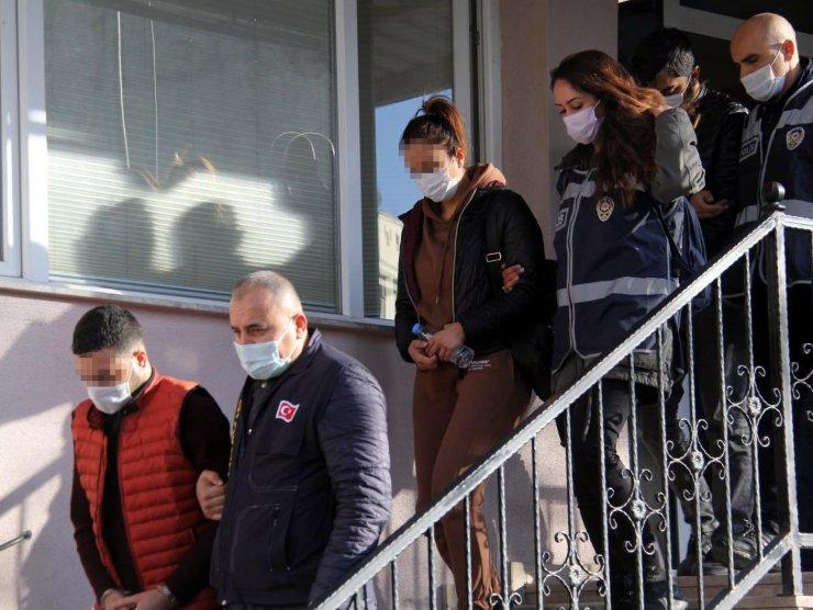 'Polis ve savcı' yalanıyla 8 milyon liralık dolandırıcılığa 6 gözaltı