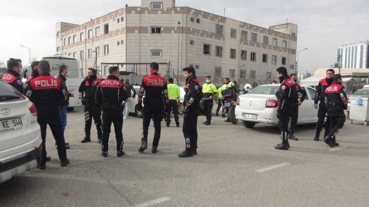 Şanlıurfa'da; tüfekli, bıçaklı, taşlı, sopalı kavga: 10 yaralı, 40 gözaltı