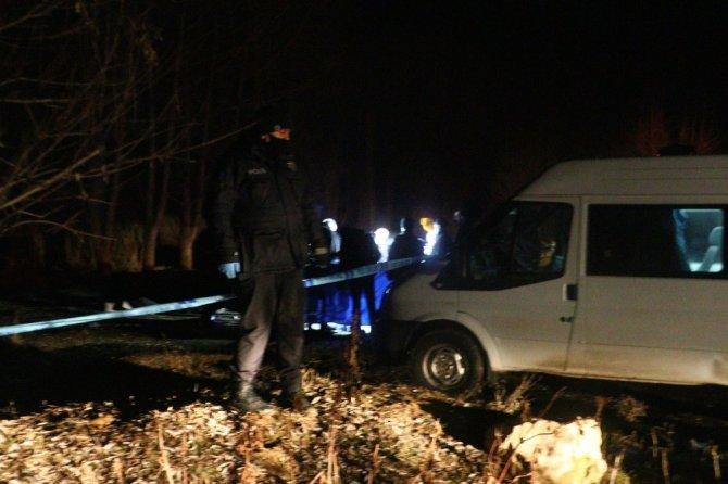 Ankara'da sır cinayet