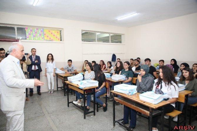 Akdeniz Belediyesinden üniversite adaylarına ücretsiz eğitim fırsatı