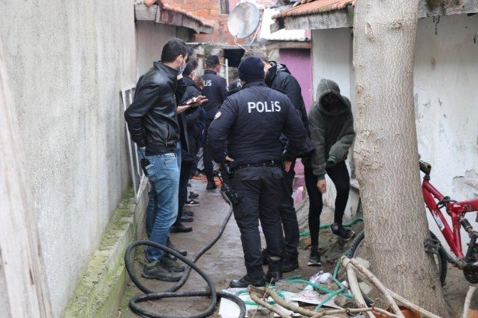 Edirne'de korkunç olay