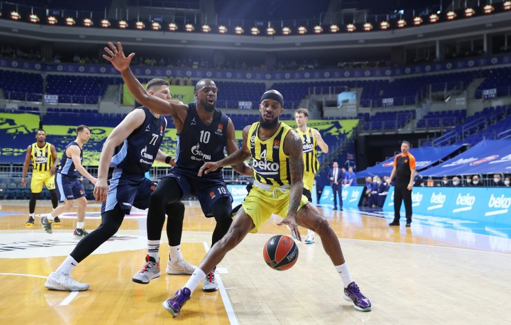 Fenerbahçe Beko - Zenit: 92-84