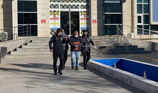Kırşehir'de eşini 27 yerinden bıçaklayarak öldüren cani koca tutuklandı