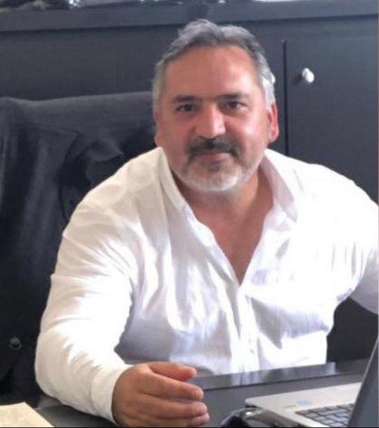 Yiyecek içecek şirketi müdürü evinde ölü bulundu