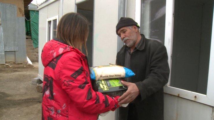 'Kırmızı Montlular' 1 yılda 20 binden fazla ihtiyaç sahibine ulaştı