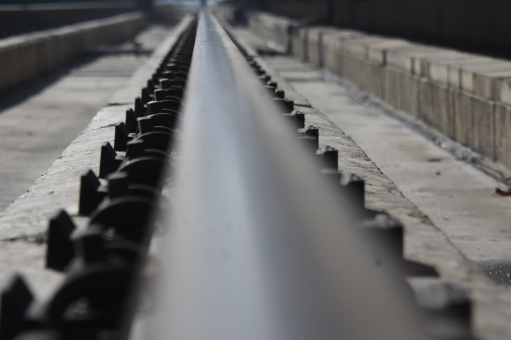 Konya- Karaman YHT test sürüşleri başlıyor