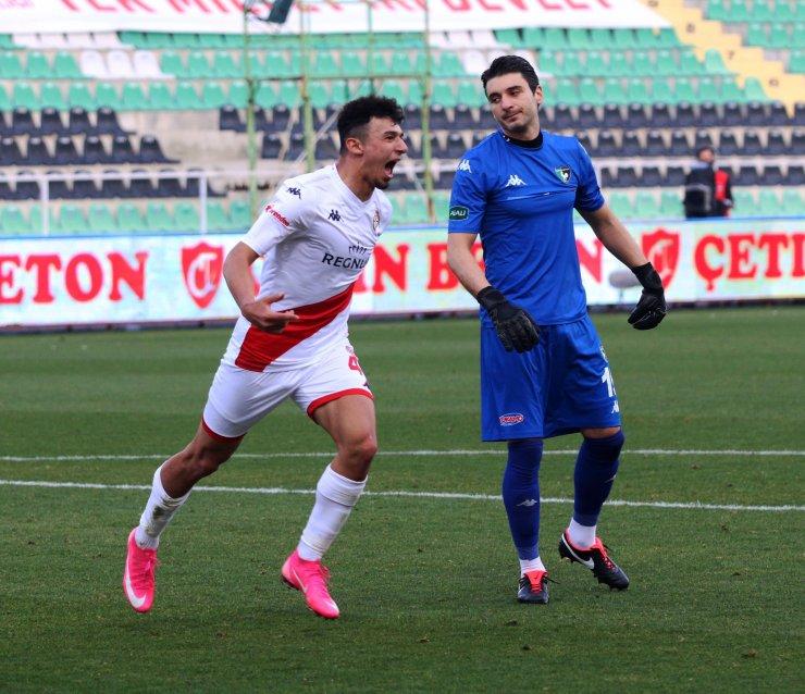 Antalyaspor yenilmezlik serisini 8'e çıkardı
