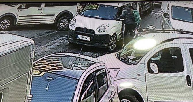 Moğol turisti önce dövdüler sonra gasp ettiler
