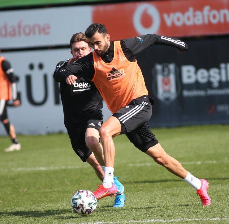 Beşiktaş ara vermeden Yeni Malatyaspor mesaisine başladı