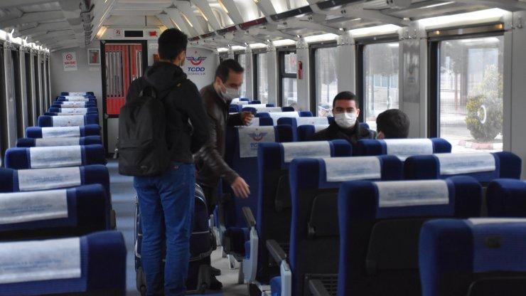 Kapıkule-Halkalı treni, 1 yıl sonra sefere başladı