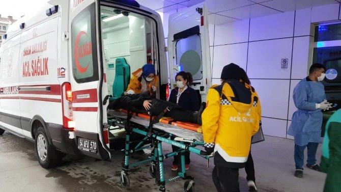 ATV gezisi kaza ile sonlandı: 4 yaralı