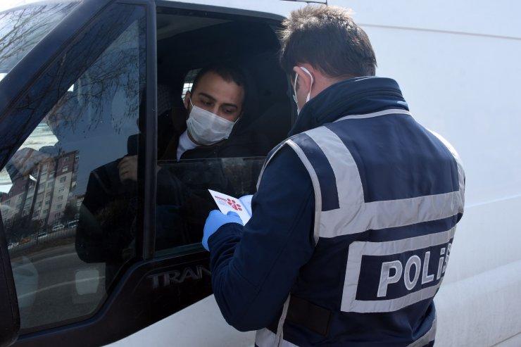 'Çok yüksek riskli' Konya'da kısıtlama denetimi