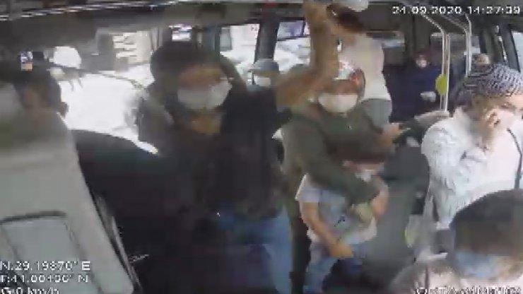 Genç çiftin külçe altınları minibüste çalındı