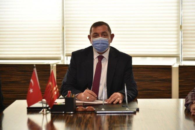 Türkiye'nin 3. büyük millet bahçesinin inşaat ruhsatı imzalandı