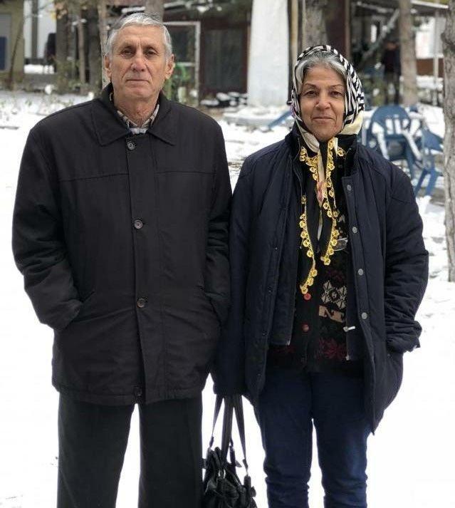 Emekli çift, başlarından vurularak öldürümüş halde bulundu