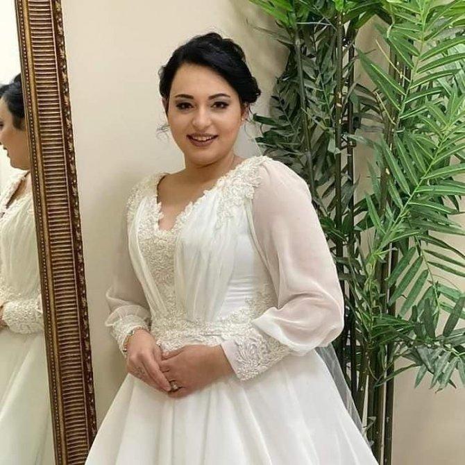 Genç kadın 3 ay önce evlendiği eşi tarafından ölü bulundu