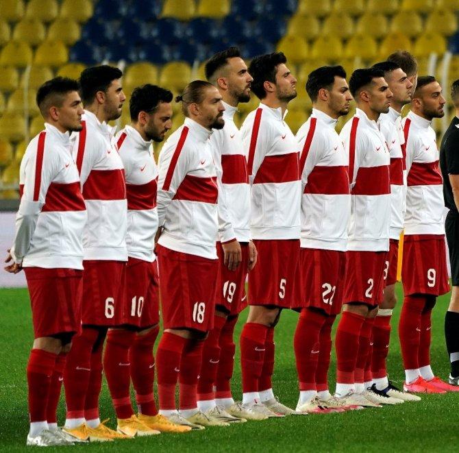 A Milli Futbol Takımı'nın 2022 Dünya Kupası macerası başlıyor