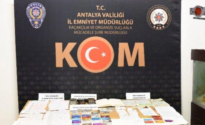 65 kişiyi mağdur eden 9 tefeci tutuklandı