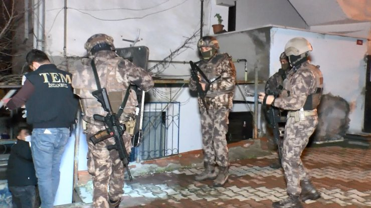 İstanbul'da DEAŞ'a operasyon: 17 kişi gözaltına alındı