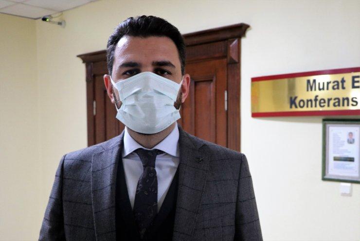 Yatan hasta sayısının 30'un altındaolduğu Diyarbakır'da, 'rehavet' uyarısı