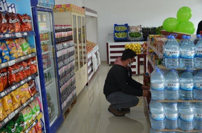 Aksaray'da ihtiyaç sahipleri için sosyal market açıldı