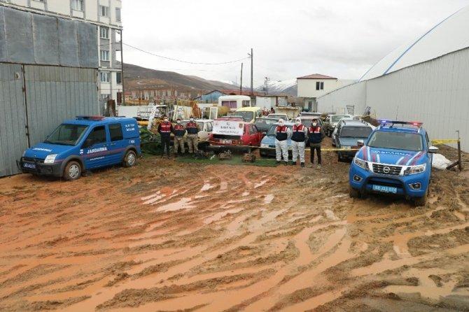Jandarmadan 'change oto' operasyonu: 22 gözaltı
