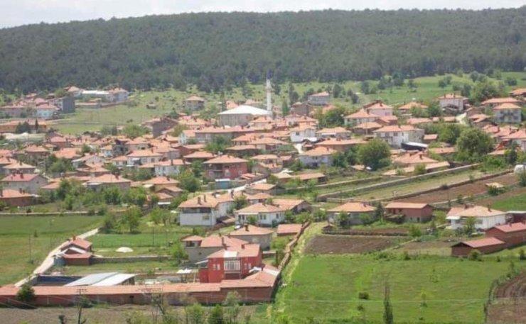 Kütahya'da 350 nüfuslu köye koronavirüs karantinası