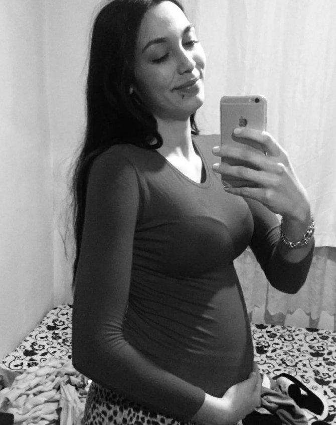 Korkunç cinayet: 5 aylık hamile olan dini nikahlı eşini sokak ortasında öldürdü