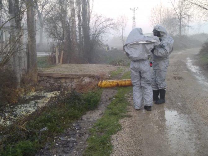 12 kişiyi hastanelik eden kimyasal iddiasında 2 gözaltı kararı
