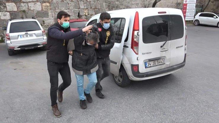Çocuklara taciz iddiası; kameradaki şüpheli tutuklandı