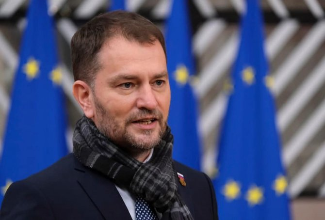 Slovakya Başbakanı Matoviç istifa etti