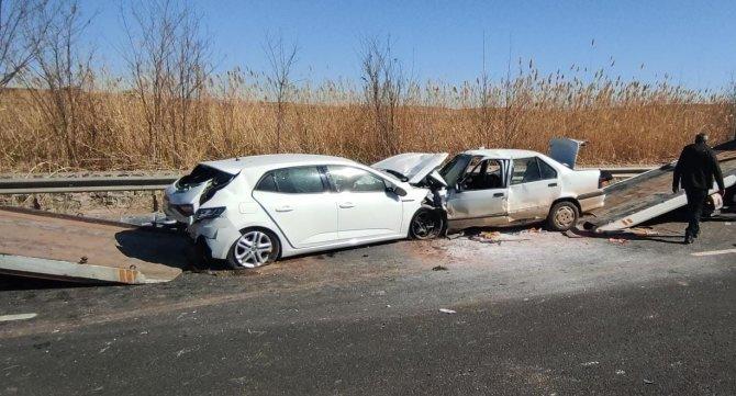 Feci kazada yaralanan kadın öldü